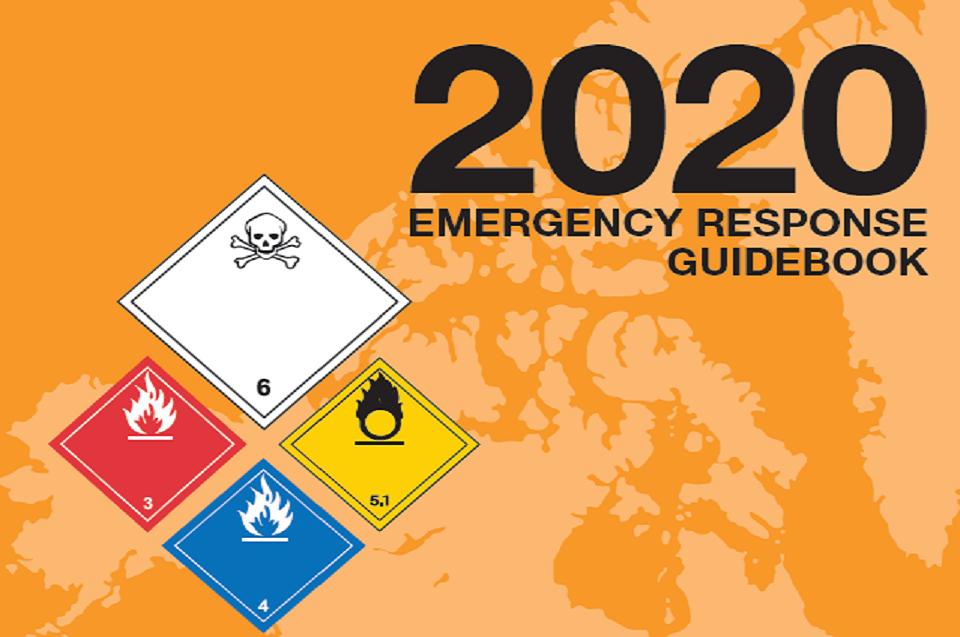 ERG - Emergency Response Guidebook / РРЧС - Руководство по реагированию на чрезвычайные ситуации
